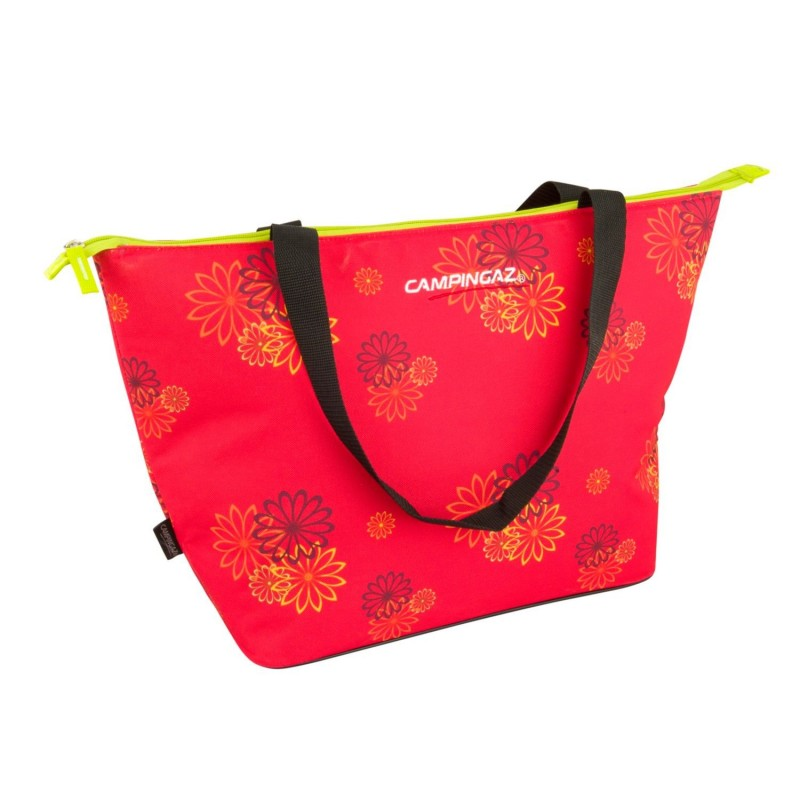 SAC SHOPPING ISOTHERME 15 LITRES PINK DAISY