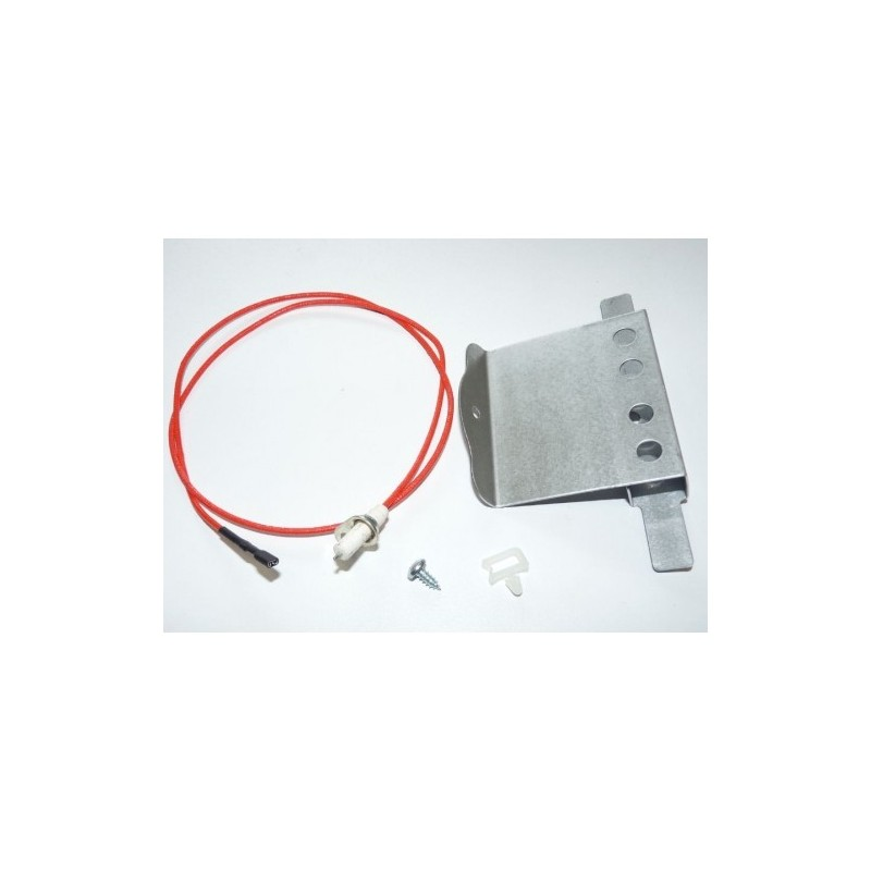 ELECTRODE + SUPPORT (EMBOUT CARRE) POUR ADELAIDE 74821