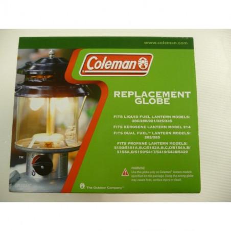 VERRE DE REMPLACEMENT POUR LAMPE ESSENCE / KEROSENE COLEMAN 65210