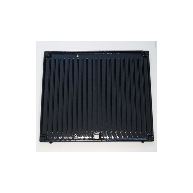 PLANCHA REVERSIBLE FONTE DOUBLE EMAILLAGE BRILLANT POUR BARBECUES 3 SERIES / CLASS 3 / 4 SERIES / CLASS 4 CAMPINGAZ 5010001677