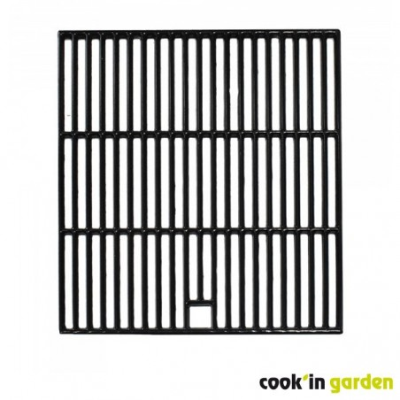 GRILLE FONTE EMAILLEE (L 41,5 x P 37,8) COOK IN GARDEN SP1331